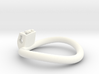 Cherry Keeper Ring - 57mm -12° 3d printed