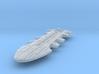 Rigellian (RPSA) Battlecruiser 3d printed