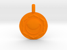 SACRAL SWADHISTANA Chakra Symbol Pendant 3d printed