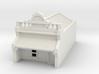 N Scale Terrace House 1 Storey (Single) 1:160 3d printed