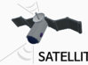 [1DAY_1CAD] SATELLITE (1/4 size) 3d printed