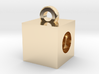 Boxing Rings Cubed Pendent 3d printed