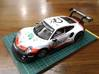Chassis for 1/32 Carrera Porsche 911 RSR 3d printed