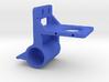 K40 Laser Gantry Bracket - 22mm OD Linear Bearing 3d printed