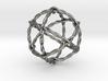 Twisted Crystal (Tensor Field Generator) 3d printed
