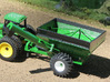 Brent 678-grain Cart 3d printed Painted by client