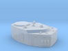 1/350 DKM H39 Superstructure 2 Fire Control Post 3d printed