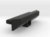 SCX24 Custom Crawler rear bumper with hitch receiv 3d printed