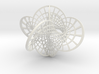 Round Klein Bottle (Very Large) 3d printed