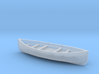 Manly Ferry Traditional Timber Lifeboat 3d printed