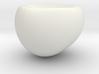 Pebble Salt and Pepper Shaker 3d printed