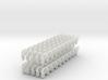 1:160 Cowl Ventilator - 100ea 3d printed
