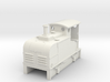 OO9 Cheap and Easy Early IC loco Ruston Proctor  3d printed