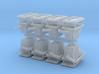 XF range floodlights - 1:50 - 8X 3d printed