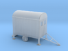 Bauwagen Mobile 1:160 Spur N Scale 3d printed