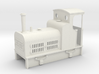 009 Cheap and easy Bagnall petrol loco  3d printed