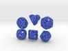 Static Gear Die Bundle (Resized) 3d printed