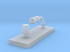 OO scale NWR #2 Whistle 3d printed