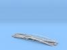 Battlecruiser Invincible 3d printed