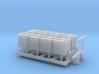 1:160 Aufbau LKW IFA W 50 Müllcontainer  Typ 1 3d printed