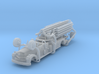 Seagrave 1951 1:220 3d printed