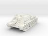 SU-122 Tank 1/72 3d printed