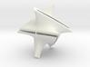 Star Minimal Surface Pendant 3d printed