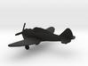 Republic EP-1 / Seversky P-35 3d printed