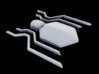 Spiderman Homecoming Chest Emblem 3d printed