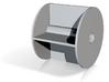 RollerForStepMotor 3d printed