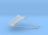 Plume deflector 3d printed