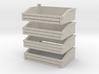 Ballast Bins 3d printed