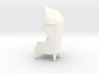 "Armchair-Roof 1/2"" Scaled 3d printed"