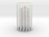 Train Water Tower  3d printed Water Tower Z scale
