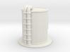 Oil Cistern 1/100 3d printed