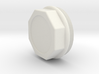 LCP0104-1, HUBCAP, 72MM RUDGE-WHITWORTH 3d printed Paint or plate it. Very affordable.