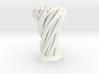 Hearts Vase 3d printed