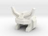Robohelmet: Road Menace (toy version) 3d printed