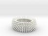 Urchin Bracelet 3d printed