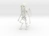 Imp Skeleton 3d printed