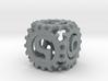Static Gear Die (D6) 3d printed