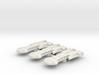 Rigellian (RPSA) Escort Carrier Datagroup (sprued) 3d printed