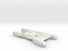 B4 Dyna Blaster / TR-15T rear suspension arm 3d printed 3mm Hingepin Version