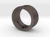 Rated G For GAMER Ring 3d printed