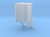 O Scale Air Conditioner with Wall Brakcets 3d printed