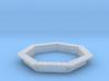 NOSTROMO STUDIO SCALE PLATE HEPTAGONAL 3d printed