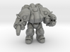 Starcraft 1/60 Terran Firebat Armored Soldier mini 3d printed