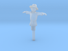 S Scale Scarecrow 3d printed This is a render not a picture