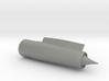 Bomarc Nacelles fits BT-5 for BT-20 based model 3d printed