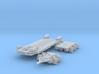 Transporta P-50 (N 1:160) 3d printed